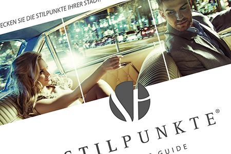 STILPUNKTE Magazin Herbst/Winter 2015