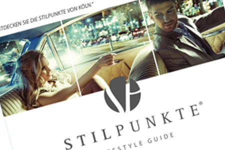STILPUNKTE Magazin Herbst/Winter 2015